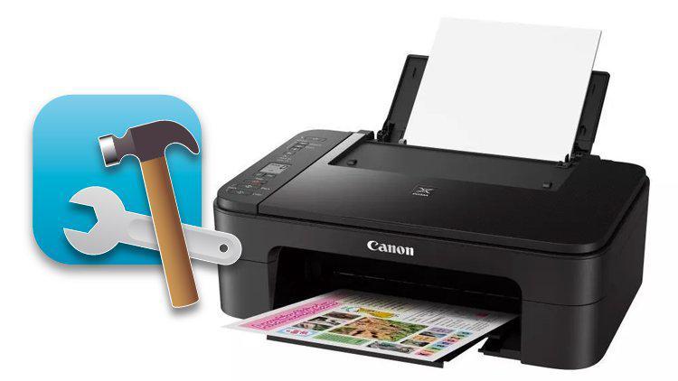 configuration of a printer